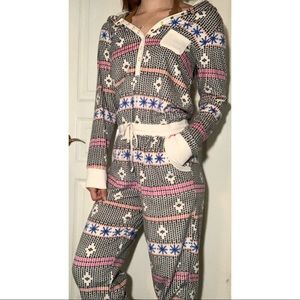 Patterned Onesie
